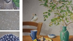 Noisy Miners and Blueberries Suite